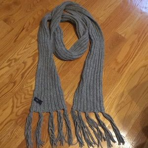 Gap Gray Scarf